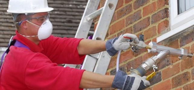 Free Cavity Wall Insulation Scheme